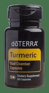 Curcuma double capsules