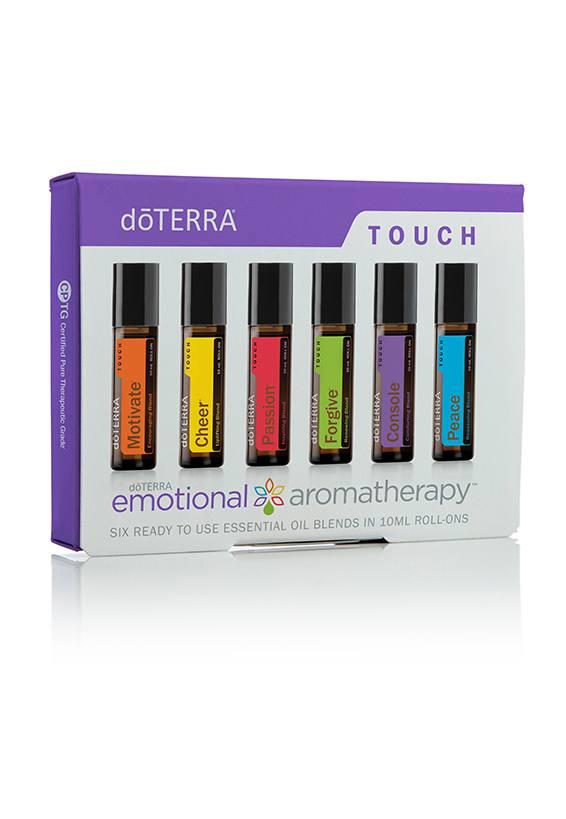 Aromathérapie Touch doterra