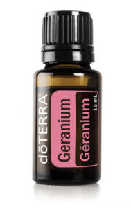 Huile de géranium doterra