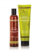 Shampooing protecteur et revitalisant lissant Salon Essentials®